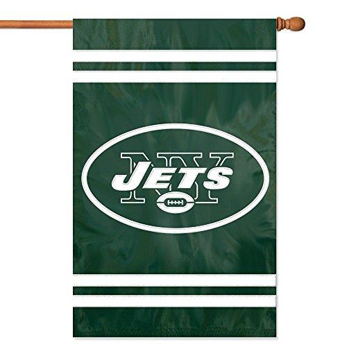 Party Animal New York Jets Banner NFL Flag