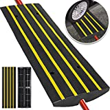 Best Car Ramps - Happybuy Car Driveway Rubber Curb Ramps Heavy Duty Review