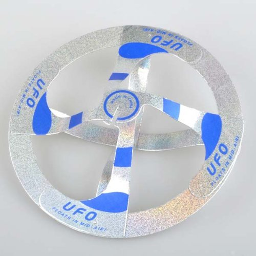 Mystery UFO Floating Floats Flying Saucer Toy Magic Trick