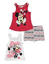 "Minnie Mouse Baby Girls' ""Dots Are so Me"" 3-Piece Set"