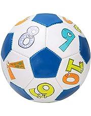 Kinderen Buitenspelen Training Maat # 2 Voetbal, Kid Sport Match Voetbal 13 cm/5,1 inch, Geschikt voor kinderen en studenten(Figuur)