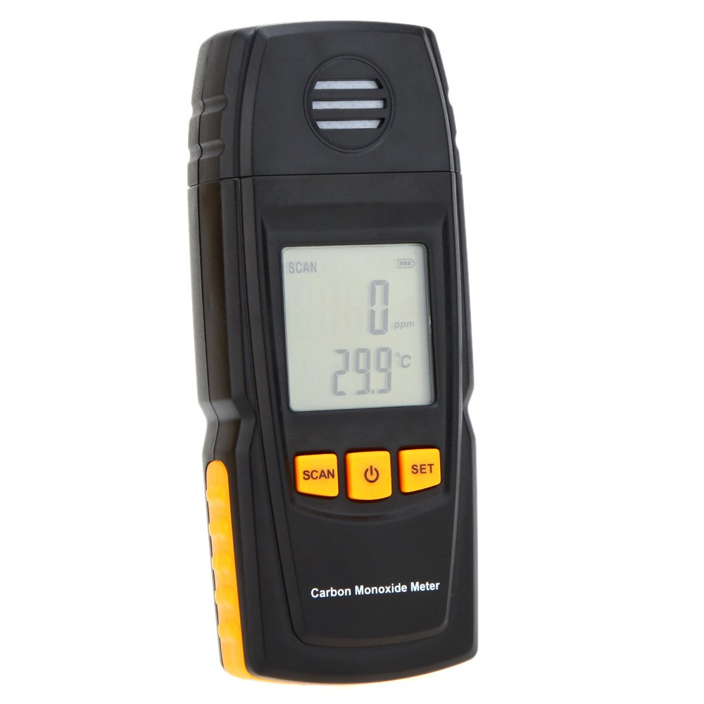 Kkmoon Handheld Carbon Monoxide Meter With High Precision Co Gas