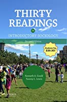 Thirty Readings in Introductory Sociology