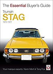 Triumph Stag (Essential Buyer's Guide Series)