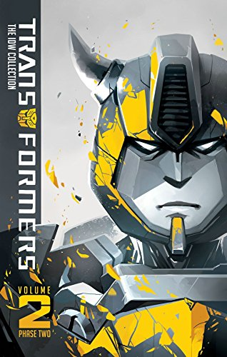 Transformers: IDW Collection Phase Two Volume - Cherry Faceplates