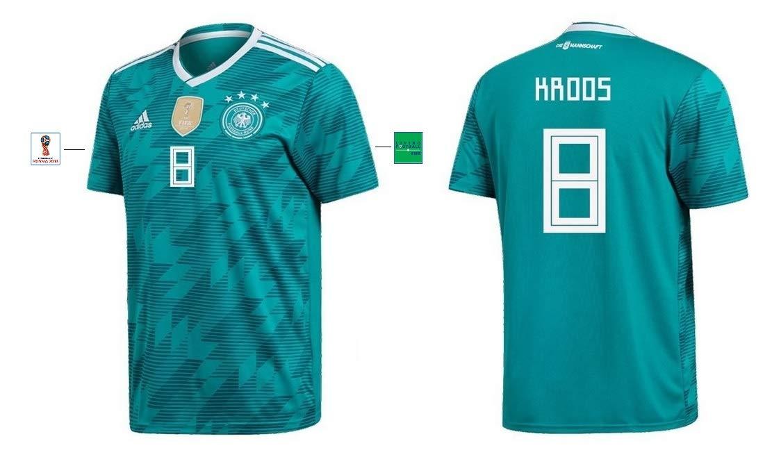 DFB Trikot Kinder WM 2018 Away - Kroos 8