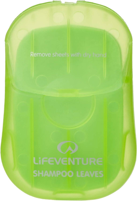 4,5 x 1,5 x 6,7 cm Lifeventure /'Shampoo Blättchen/'