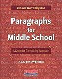 Paragraphs for Middle School, Don Killgallon and Jenny Killgallon, 0325042683