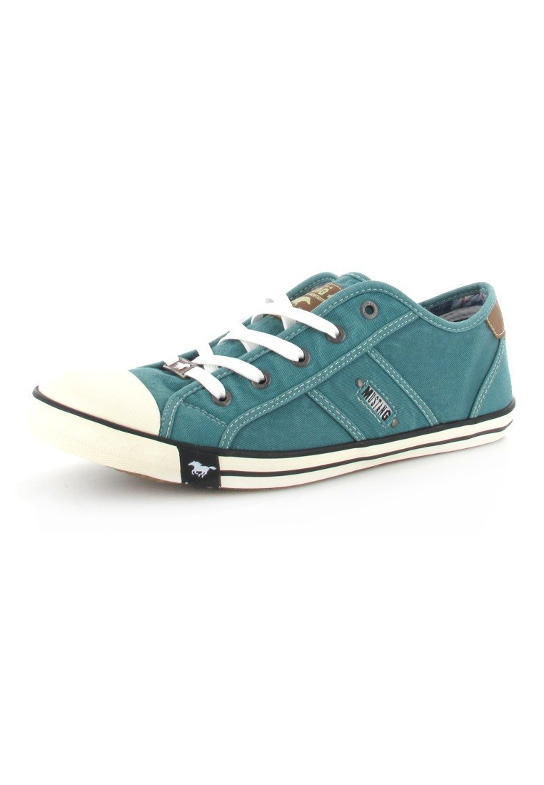 Mustang Mustang 1099-302-22, Baskets Basses 19138 Femme B07CWL99JF Turquoise (760 Smaragd) 59ecf67 - therethere.space