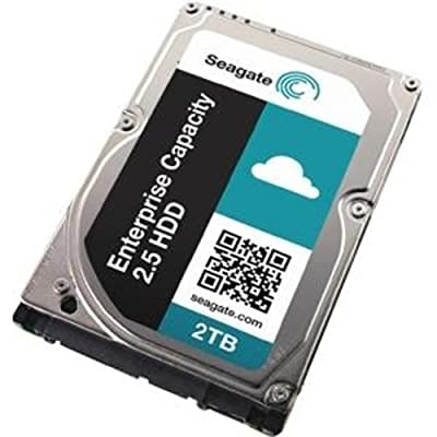"Seagate Enterprise 2 TB 2.5"" Internal Hard Drive ST2000NX0253"