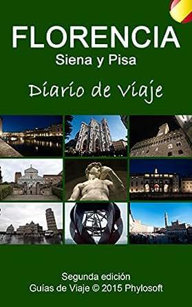 Amazon.com: Guía de Viaje a Florencia: Diario de Viaje (Spanish