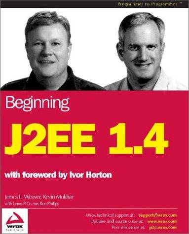 Beginning J2EE 1.4