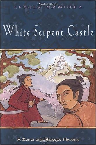 white serpent castle namioka lensey