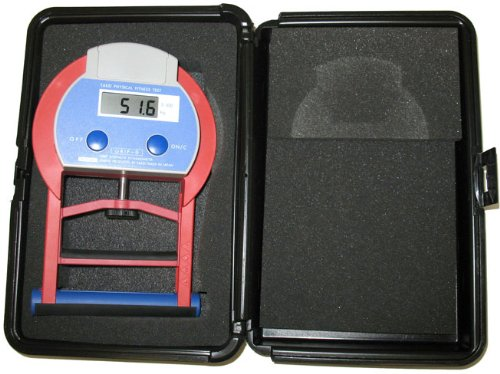 Smedley III Digital Grip Strength Tester with Case Model T-19DRC by Smedley