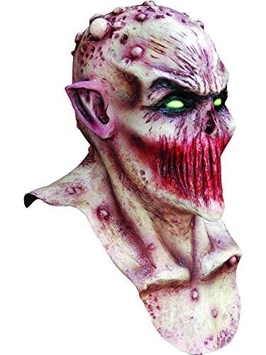 Ghoulish Masks Deadly Silence Adult Mask-Standard