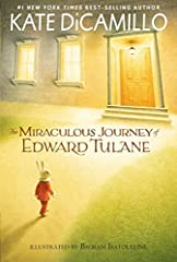 A classic tale by Newbery Medalist Kate DiCamillo, America's beloved storytellerOnce, in a house on Egypt Street, there lived a china rabbit named Edward Tulane. The rabbit was very pleased with himself, and for good reason: he was owned by a...