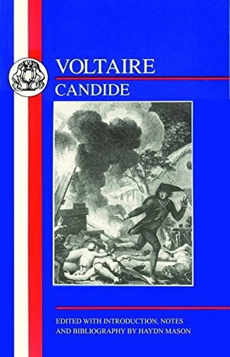 Voltaire: Candide (French Texts)