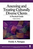 img - for Assessing and Treating Culturally Diverse Clients: A Practical Guide, 3rd Edition (Multicultural Aspects of Counseling and Psychotherapy) by Freddy A. Paniagua (2005-02-24) book / textbook / text book