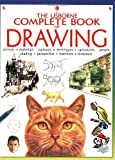 img - for The Usborne Complete Book of Drawing (Usborne Activity Books) book / textbook / text book