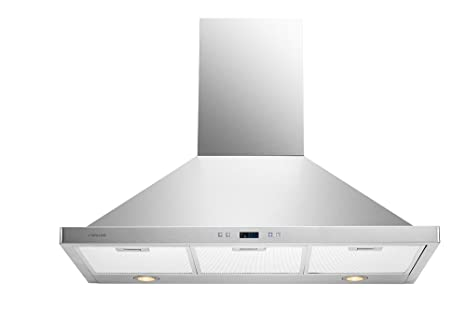 kitchen exhaust hood cleaning chemicals commercial mounting height grease filter wall mounted stainless steel range