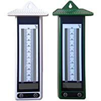 Lote 2 - Termómetro Mini Maxi - Pantalla