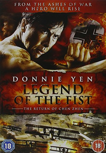 Legend Of The Fist - The Return Of Chen Zhen [DVD]