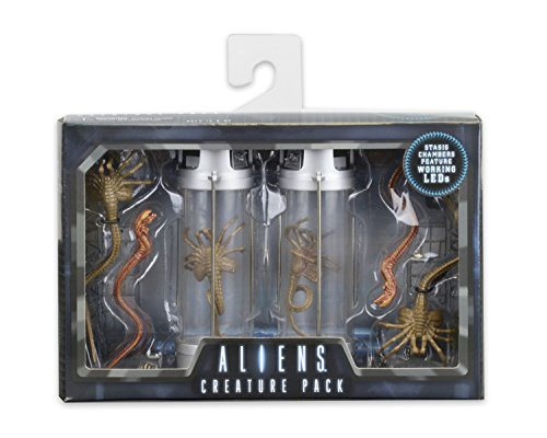 NECA Aliens Accessory Pack - 30th Anniversary Deluxe Creature Pack