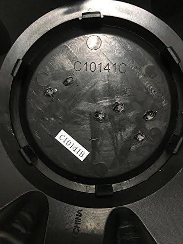 Ion Wheels C10141C C10141B Gloss Black Wheel Center Cap
