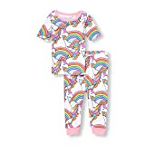 #8: The Children's Place Baby Girls 2-Piece Pajama Set