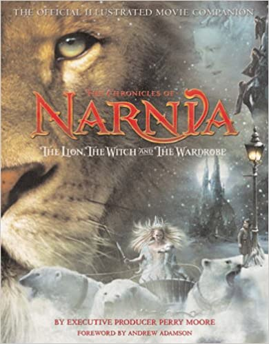 Book The Lion, the Witch and the Wardrobe: The Official Illustrated Movie Companion (The Chronicles of Narnia)