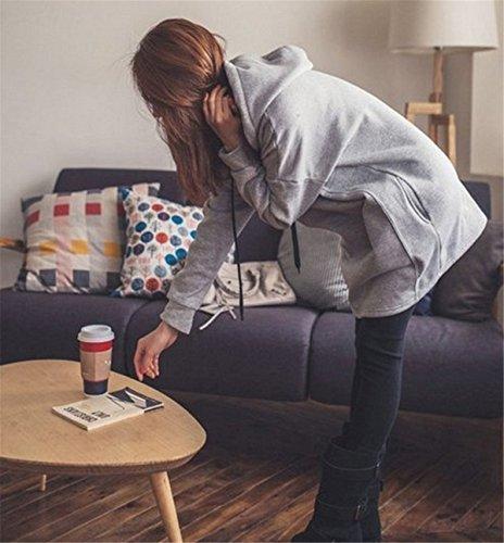 (ヤンググロリ)YOGLY 流行る ゆったり 甘い パーカー 選べる 大きめ オシャレ シンプル トレーナー デザイン レディース パーカー コート 通勤 通学 OL