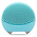 FOREO LUNA go Portable and Personalized Facial Cleansing Brush for Oily Skin