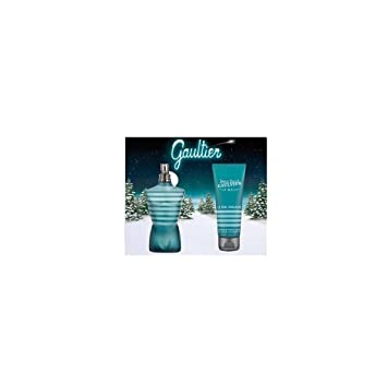 Amazon.com : Estuche Jean Paul Gaultier Le Male Edt 125 ml + ...