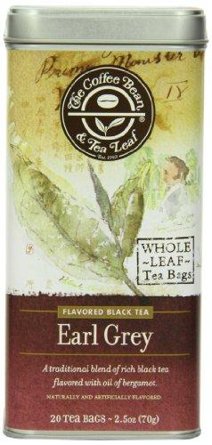 coffee and tea leaf - 1