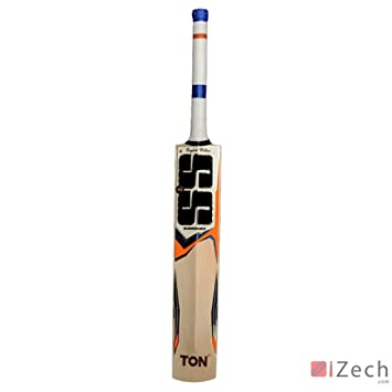 e65181404ad39 SS T20 KASHMIR WILLOW CRICKET BAT- T20 CHAMPION (COVER INCLUDED)   Amazon.in  Sports