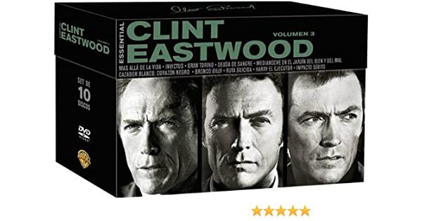 Clint Eastwood - Essencial, Volumen 3 [DVD]: Amazon.es: Ahney Her, Alun Armstrong, Bee Vang, Bradford Dillman, Brian Haley, Bryce Dallas Howard, Cecile de France, Christopher Carley, Clint Eastwood, Dylan Walsh, Frankie Mclaren,