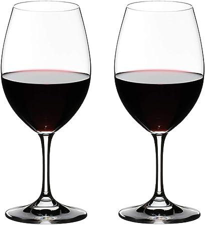 RIEDEL 6408/00 OUV.Red Wine (Estuche 2 Copas): Amazon.es: Hogar