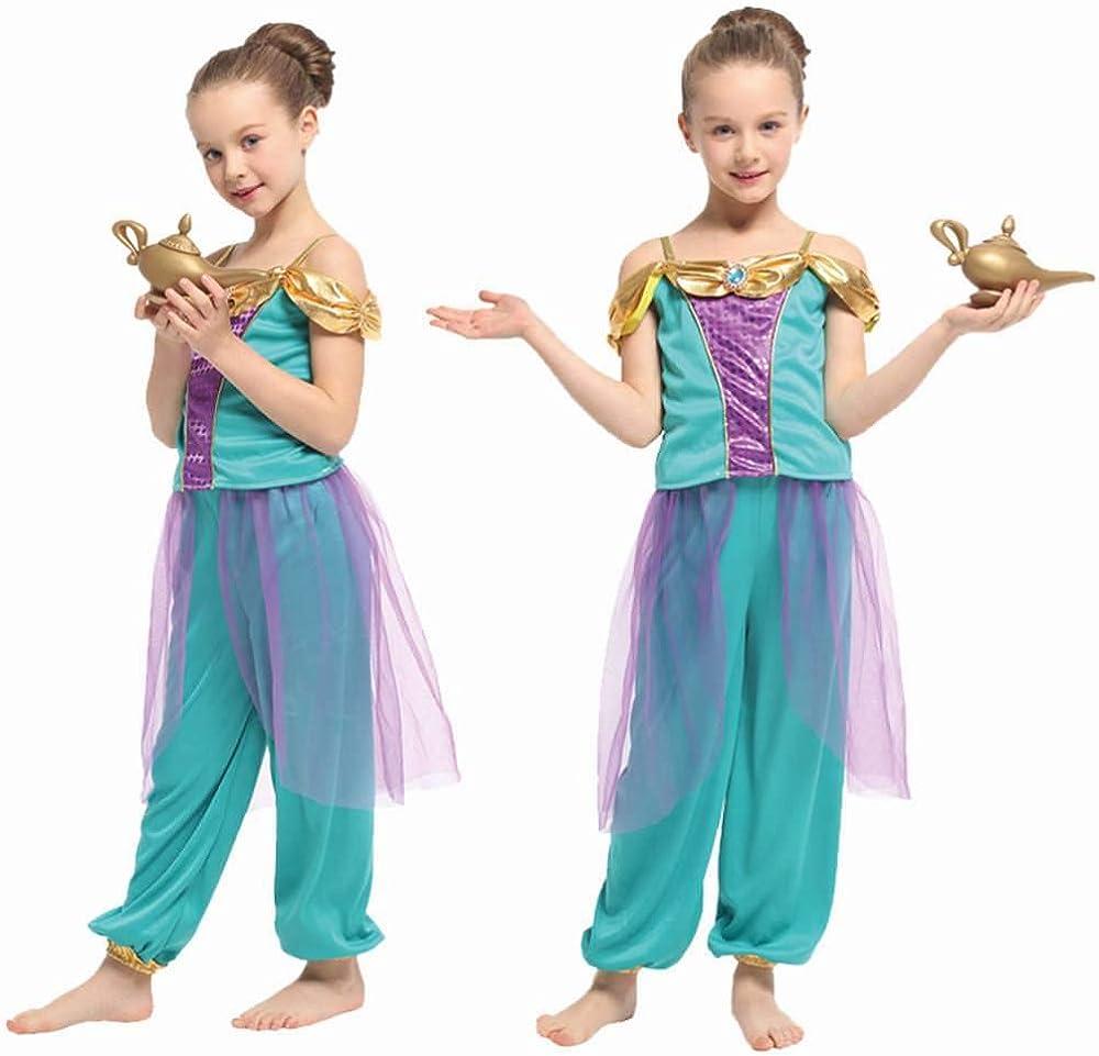 Dreamy Genie Girls Costume