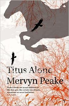 Book Titus Alone (Gormenghast Trilogy)