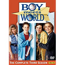 Boy Meets World - The Complete Third Season (1993)