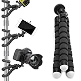 SELFON Flexible Tripod Stand Black Gorilla Monopod Mount Holder Octopus For GoPro Camera Smartphone