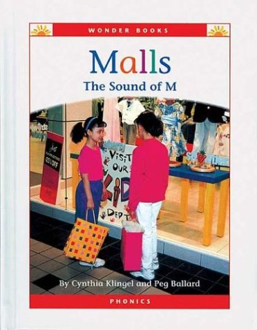 Malls: The Sound of M (Wonder Books)