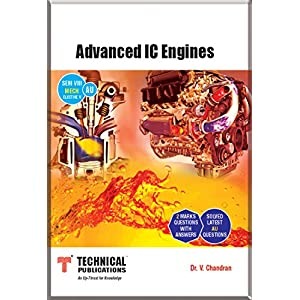 Advanced IC Engines for Anna University ( Sem-VIII MECH Elective-V Course 2013 )