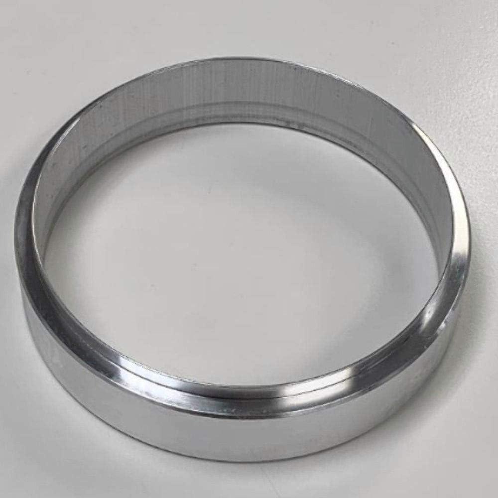 """1"""" Luft Cleaner Spacer Aluminum 5-1/8"""" Fits Edelbrock Holley Riser Sbc Bbc Afb V8"""