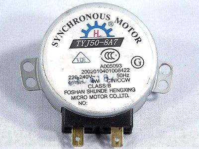 DELONGHI MOTORINO PIATTO MICROONDE SFORNATUTTO MICROWAVE MW20 MW25 MW30 MDS-4A De' Longhi