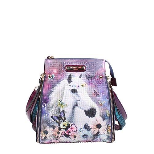 nicole-lee-unicorn-print-multi-function-bag