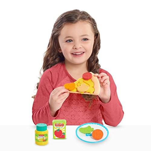 (Fisher-Price Pizza Set)