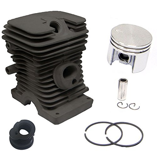 Cylinder & Piston + Manifold Kit for Stihl 018 MS180 MS180C (38mm) - Replaces 1130 020 1208