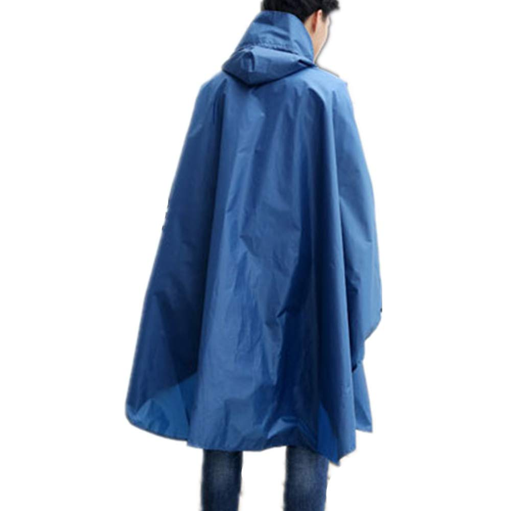 Opromo Outdoors Womens Rain Poncho,Lightweight Hooded Raincoat with Zip Pockets 6APR-LP0003 Price//pack