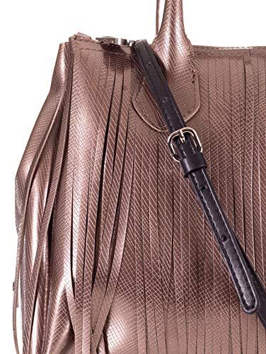Bronce Gum Asas Talla Un De Bolso Para Caucho Medium Marrón Mujer AT8AxOgqw